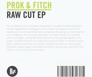 Prok & Fitch - Raw Cut EP