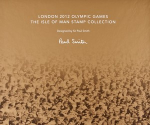 The Isle Of Man Stamp Collection By Paul Smith