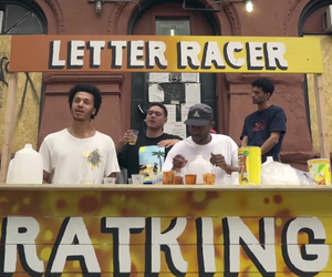 Watch: Ratking - Arnold Palmer