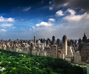 Rumble and Sway – New York Timelapse