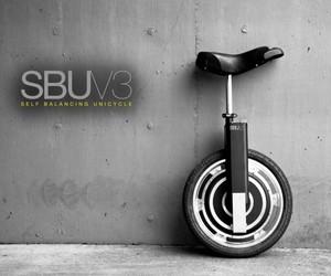 SBU V3 - Self Balancing Unicycle