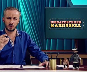 Jan Böhmermann explains the sales tax carousel