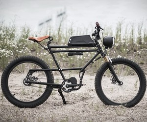 Scrambler E-Bike