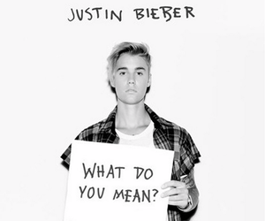 Listen: Justin Bieber - What Do You Mean