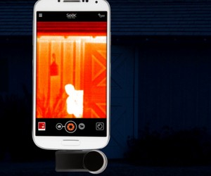Add A Thermal Camera To Your Smartphone