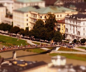 Virtual city tour through the city of Mozart