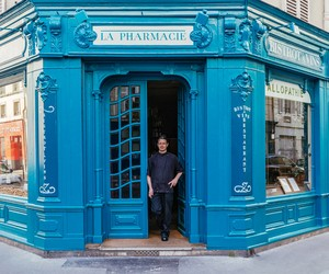 See Paris through its storefronts