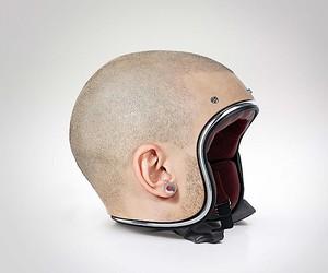 Exceptional motorcycle helmets of Jyo John Mulloor