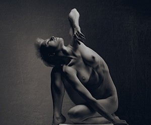 Poetry in light and shadow by Vadim Stein