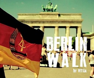 Video: Two days walk through Berlin
