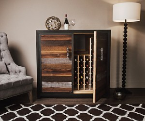 SOMMI Credenza Wine Cellar