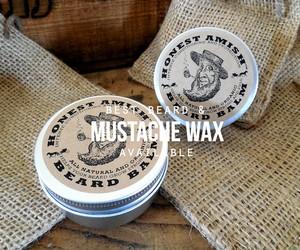Best Beard & Mustache Waxes