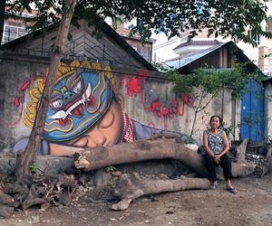 Streetartist Seth: Murals around the World