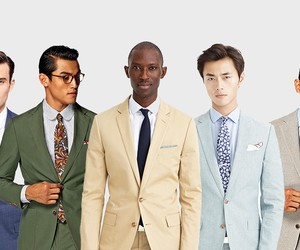 Best Men's Suits for Summer