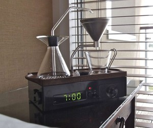 Barisieur. The Coffee-Making Alarm Clock