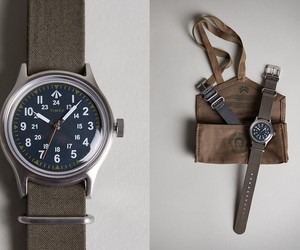 Timex x Nigel Cabourn Watch