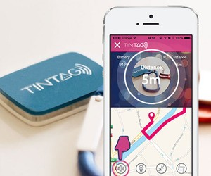 Tintag – The First Rechargeable Tracking Device