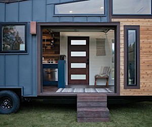 luxurious mini-houses - to live and celebrate