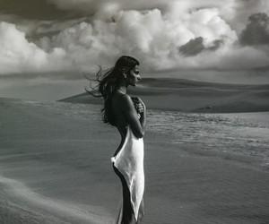 Kesler Tran Photographs Rayne in the Desert