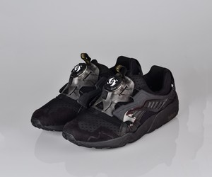 Puma Trinomic Disc X Sophia Chang Black