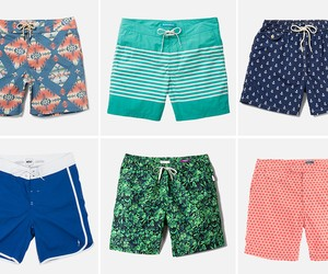 The Best Men's Swim Trunks For Summer