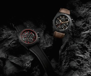 Tudor x Ducati Fastrider Black Shield Collection