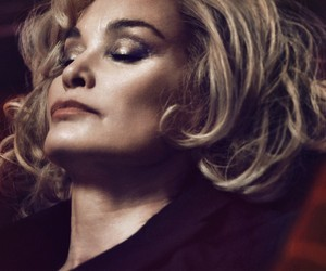 JESSICA LANGE IS THE FACE OF MARC JACOBS BEAUTY