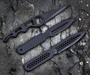 Escort Carbon Fiber Dagger Bundle