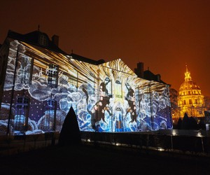 DIOR'S MAGICAL MASQUERADE BALL AT THE MUSÉE RODIN
