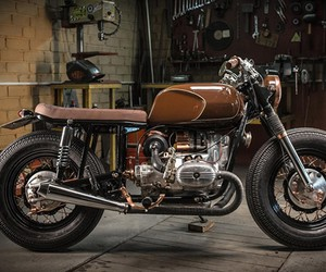 Ural 650, by Dozer Garage
