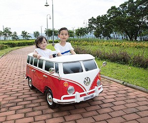 Beyond Infinity with the iconic VW bully for Kids