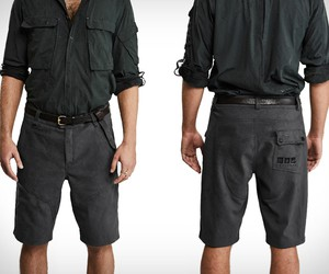 Vollebak 100 Year Shorts