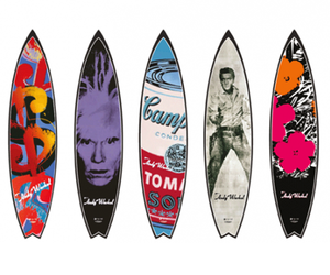 STOLENSPACE GALLERY PRESENTS – WARHOL SURF