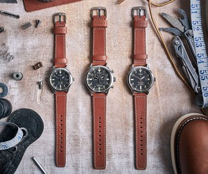 Timex x Red Wing Watch