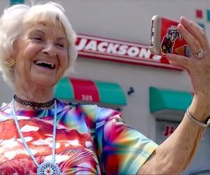Meet 87-Year-Old Instagram Sensation Baddie Winkle