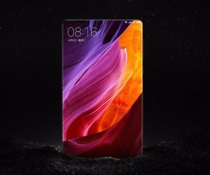 Xiaomi Mi MIX smartphone by Philippe Starck