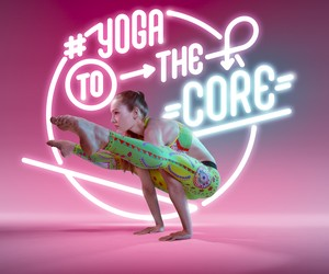 Yoga To The Core Series