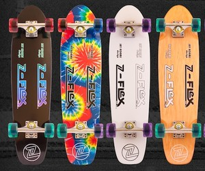 Z-FLEX 'JAY ADAMS' 35TH ANNIVERSARY SKATEBOARDS