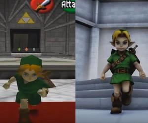 Zelda: Ocarina of Time on the Unreal Engine 4