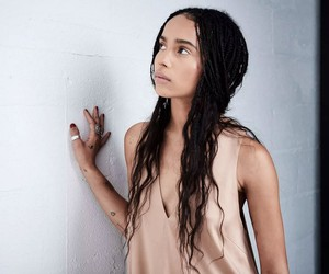 ZOË KRAVITZ IS YSL'S NEW BEAUTY MUSE
