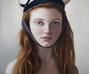 Figurative Oil Paintings by Mary Jane Ansell